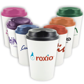 Coffee mugs, cups and water bottles