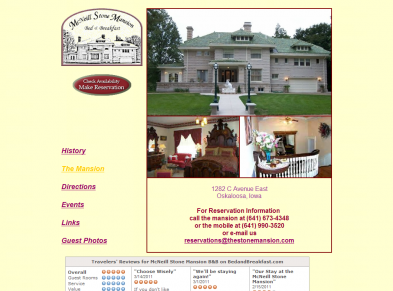 McNeill-Stone Mansion Bed & Breakfast